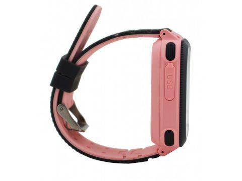 Детские умные часы UWatch F3 с GPS Pink (ml-14)