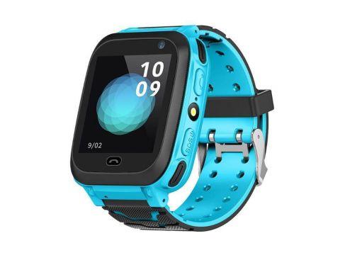 Детские умные часы UWatch F3 с GPS Blue (ml-15)