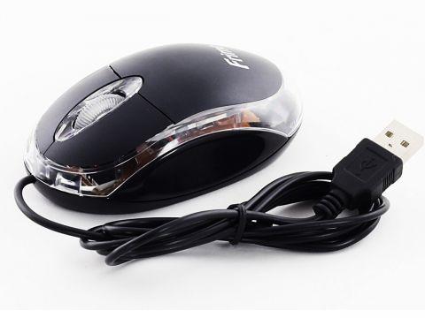 Мышь Frime FM-001 USB Black (GTRES98I)