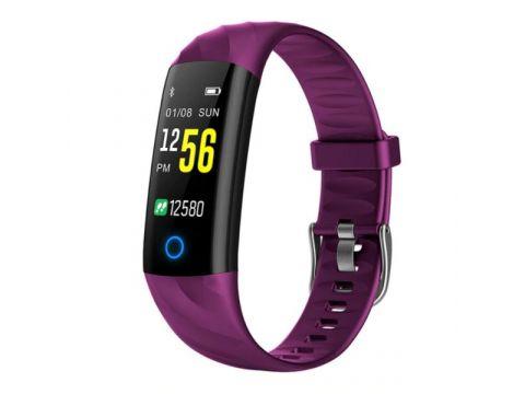 Фитнес-браслет Smart Band UMax S5 Тонометр Пурпурный (VAvf50453)