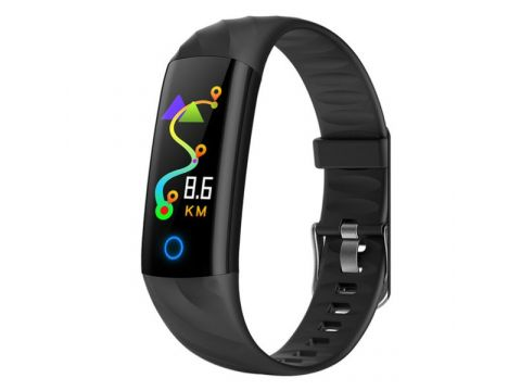 Фитнес-браслет Smart Band UMax S5 Тонометр Черный (gcqS47598)
