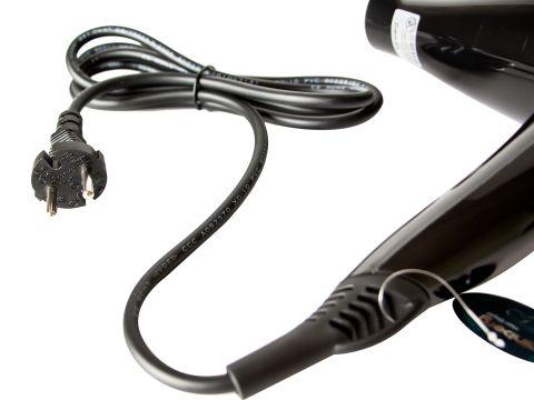 Профессиональный фен Rainber 3000 Вт Черный (2221)