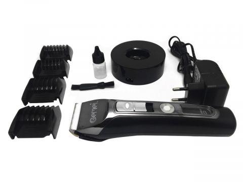 Машинка для стрижки аккумуляторная Gemei GM-6056 (ml-57)