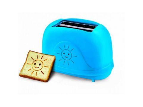 Тостер Esperanza SMILEY EKT003B Blue (005550)