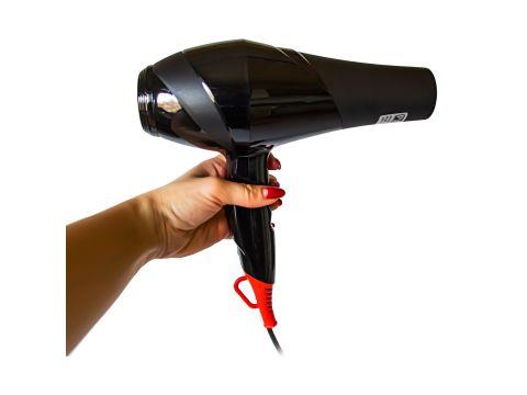 Профессиональный фен Promotec PM 2302 3000 Вт Черный (2258)