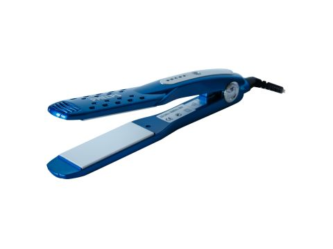 Утюжок для выпрямления волос Phelps Синий (2238)