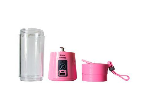 Портативный блендер Juicer Cup Розовый (2279)