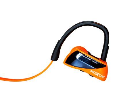 Беспроводные наушники Moxom MOX 22 Orange (2270)