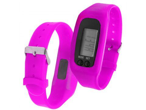 Детские электронные часы Lesko LED SKL Pink (2827-8599)