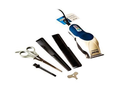Машинка для стрижки волос Straus ST 110 Бело-синий (2281)