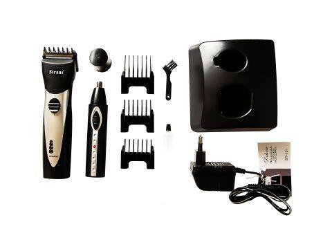 Набор для стрижки волос Straus ST 101 Черный (2300)