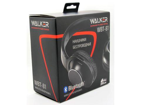 Наушники Walker Big WBT-81 Белые (hub_wlMJ56691)