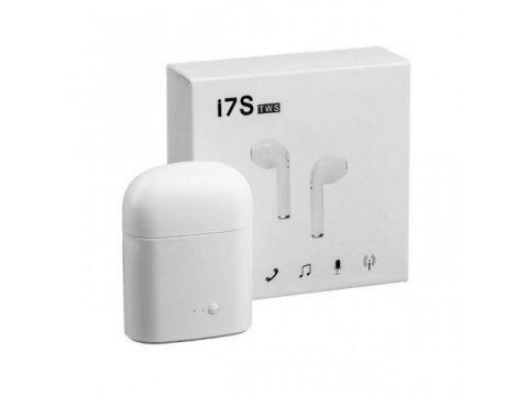 Беспроводные Bluetooth-наушники HBQ i7s TWS с боксом для зарядки (FL-103)