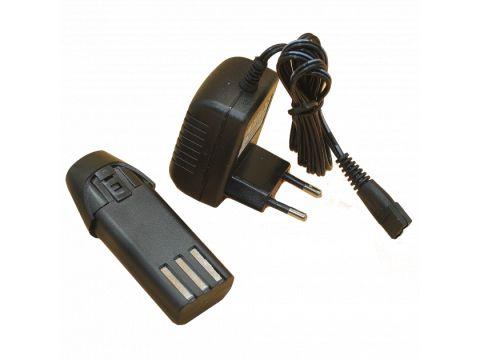 Машинка для стрижки Gemei GM 550 с двумя аккумуляторами (FL-118)