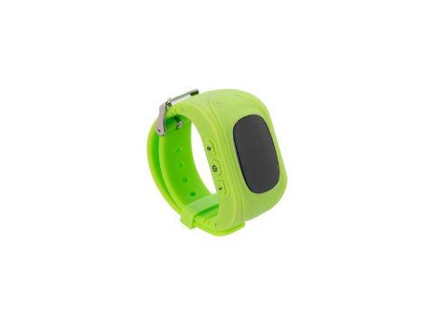 Детские смарт-часы Smart Baby Watch Q50 с GPS трекером Green (FL-132)