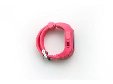 Детские смарт-часы Smart Watch Q50 с GPS трекер Pink (FL-135)