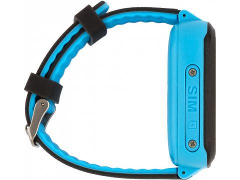 Детские умные часы UWatch F3 с GPS Blue (FL-138)