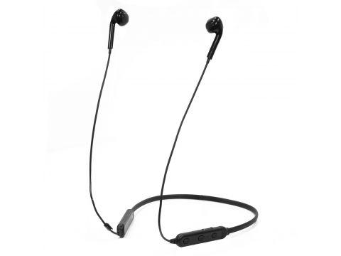 Bluetooth гарнитура Moloke S6 беспроводная 5.0 с микрофоном Black (3055-9564)