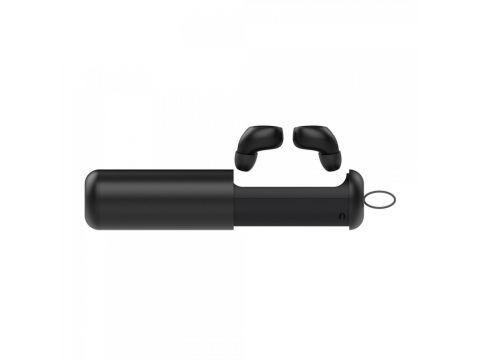 Беспроводные Bluetooth наушники Awei T5 с зарядным чехлом Черный (hpawt5bl)