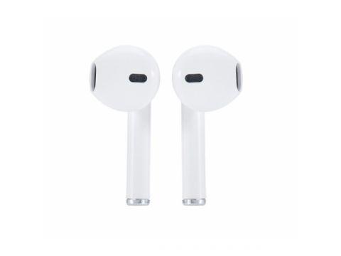 Беспроводные Bluetooth наушники i8 mini TWS с боксом для зарядки White (au009-hbr)