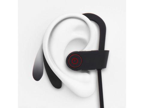 Беспроводные Bluetooth наушники VOLRO FY-Q6 с технологией шумоподавления и защитой IPX5 Black (vol-416)