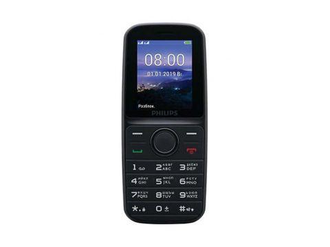 Philips Xenium E109 Dual Sim Black