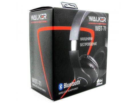 Наушники Walker Big WBT-71 Черный (arbc3443)