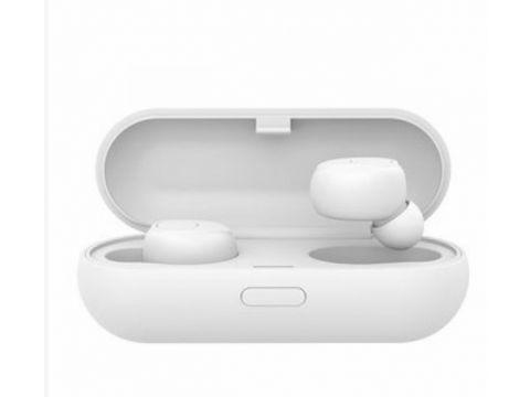 Наушники Bluetooth Celebrat TWS-W5 White (300526)