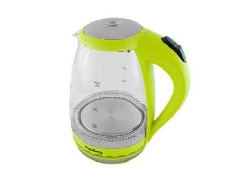 Чайник Rainberg RB707 2200W c LED подсветкой 2 L Green (300165GR)