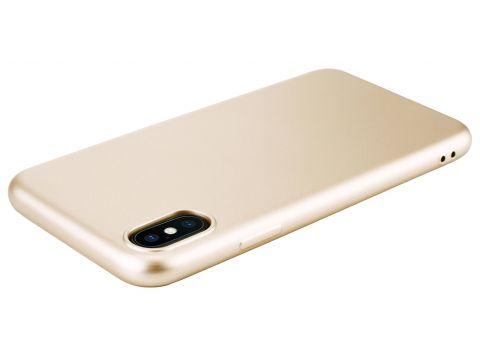 Чехол T-PHOX iPhone X - Shiny (Gold) (6373840)