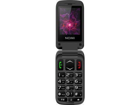 Nomi i2400 Dual Sim Black