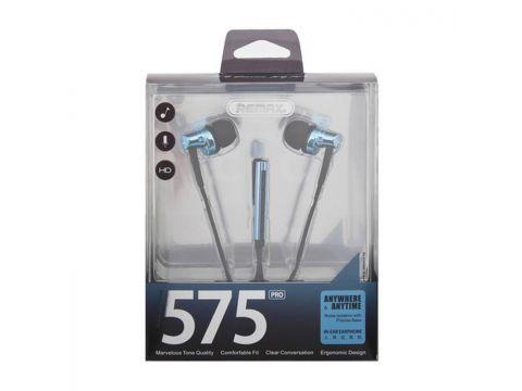 Наушники Remax RM-575 Pro Blue (6954851267720)