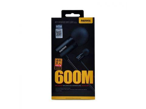 Наушники Remax RM-600M Black (6954851219408)