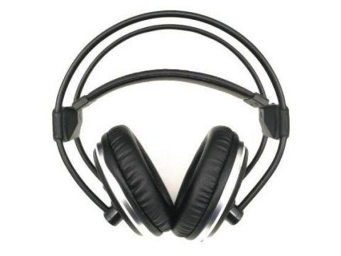Наушники беспроводные с микрофоном и радио bluetooth MDR NIA S1000 Черные (010060)