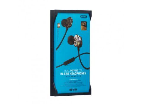 Наушники bluetooth Remax RB-S26 Black