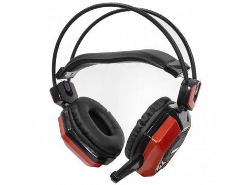 Проводная гарнитура JEQANG JH-2015 с микрофоном Black + Red (3246-9557a)