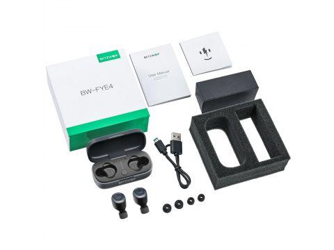 Беспроводные Bluetooth наушники BlitzWolf BW-FYE4 с портативным кейсом Черный