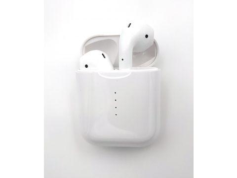Беспроводные Bluetooth наушники HBQ v8 TWS White