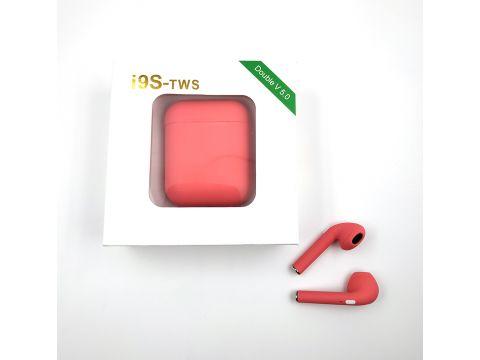 Беспроводные Bluetooth наушники HBQ i9s TWS PRO V5.0 Double Red