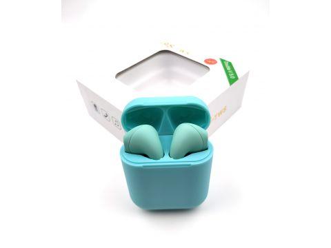 Беспроводные Bluetooth наушники HBQ i9s TWS Pop-Up V5.0 Double Green