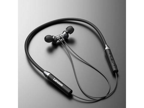 Беспроводные наушники Lenovo HE05 Bluetooth Headset Black