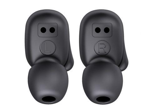 Беспроводные Bluetooth наушники Bluedio T Elf 2 с зарядным боксом Черный (hpbltelf2bl)