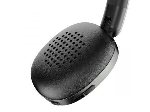 Беспроводные Bluetooth наушники Baseus D01 Encok Wireless NGD01-0А Графитовый (768479001)