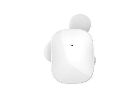 Беспроводные Bluetooth наушники Baseus Encok W02 со встроенным микрофоном NGW02-02 Белые (7607146182)