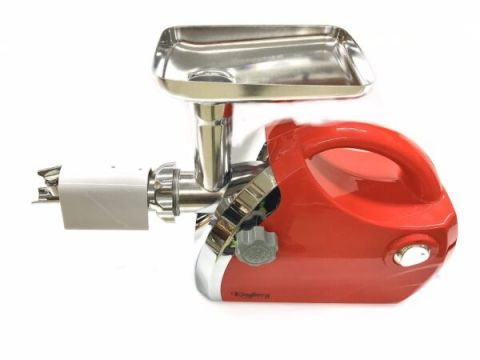 Электро мясорубка с томатной соковыжималкой Kingberg 2500Вт KB-2022 Red