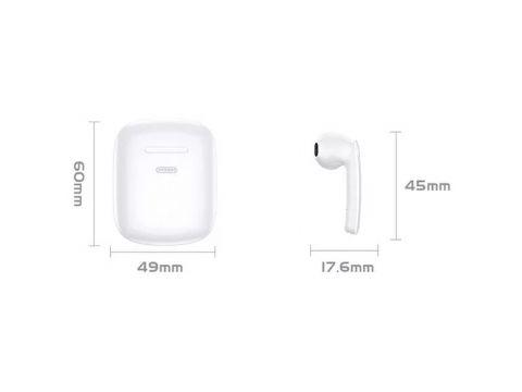 Беспроводные TWS наушники Joyroom JR-T04s (Белый) 905255