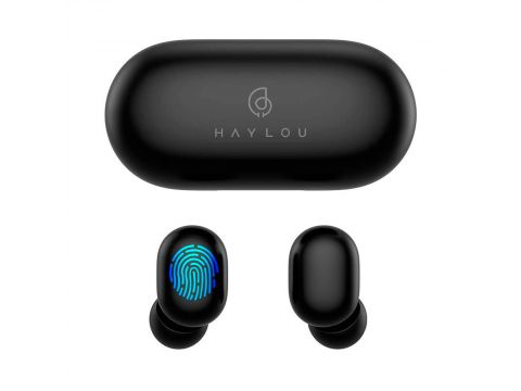 Наушники XIAOMI Haylou GT1 Plus TWS Bluetooth Earbuds Black