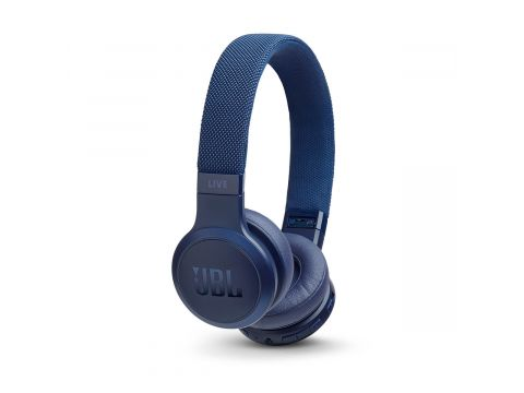 Навушники JBL Live 400 BT Blue (JBLLIVE400BTBLU)