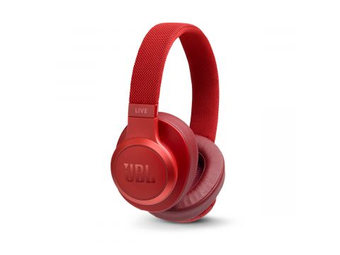 Навушники JBL Live 500 BT Red (JBLLIVE500BTRED)