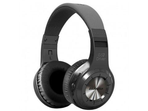 Bluetooth гарнитура Bluedio H+ Black (1151-6004a)